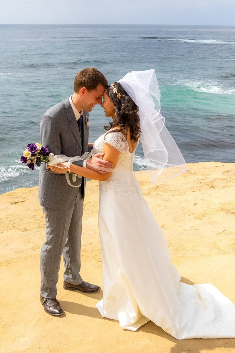 san diego coast wedding