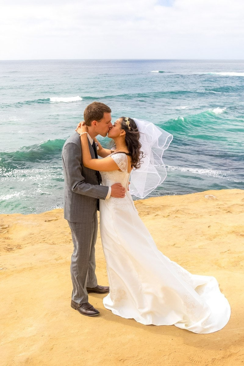 adventure wedding in san diego