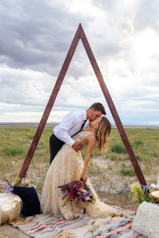 utah adventure wedding