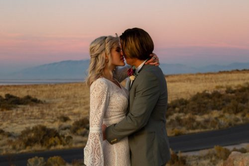 the ultimate antelope island elopement guide. Plan your wedding day on antelope island to have an adventurous day you will never forget