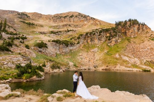 Eloping at an alpine lake and saying private vows may be right for you and your love